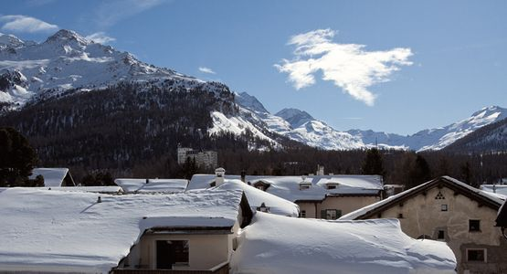 View Fex - Hotel Chesa Grischa in Sils-Baselgia