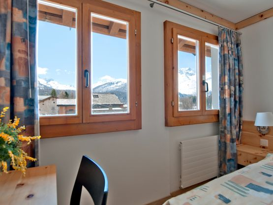 View Fex – Hotel Chesa Grischa in Sils-Baselgia
