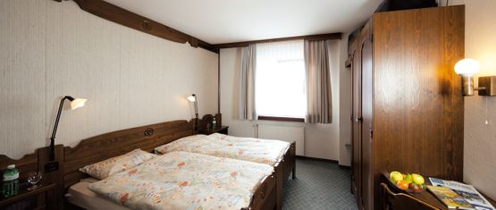 Superior double room Margna – Hotel Chesa Grischa in Sils-Baselgia